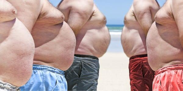 Kampf den Fettwölbungen am Bauch – Bauchfett reduzieren